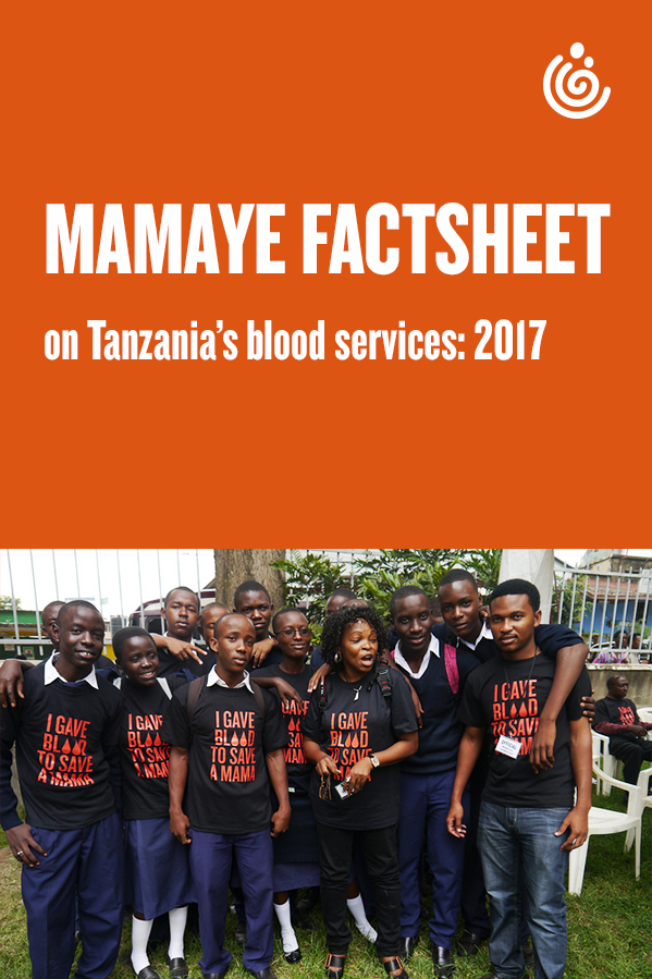 Tanzania's Blood Services