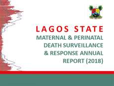 LAGOS STATE 2018 MPDSR REPORT