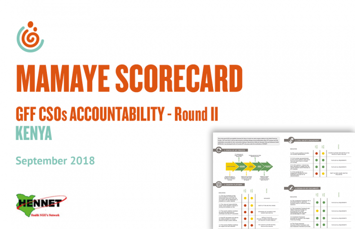 gff accountability scorecard round 2