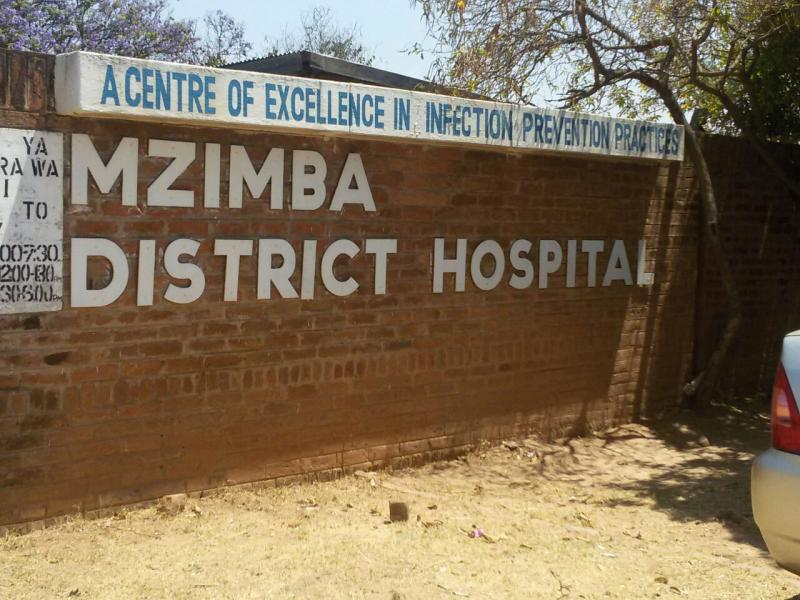 Mzimba district hospital Malawi