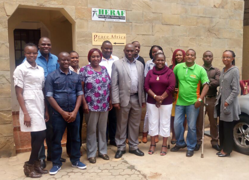 Enhancing social accountability kenya health sector 2018 committee