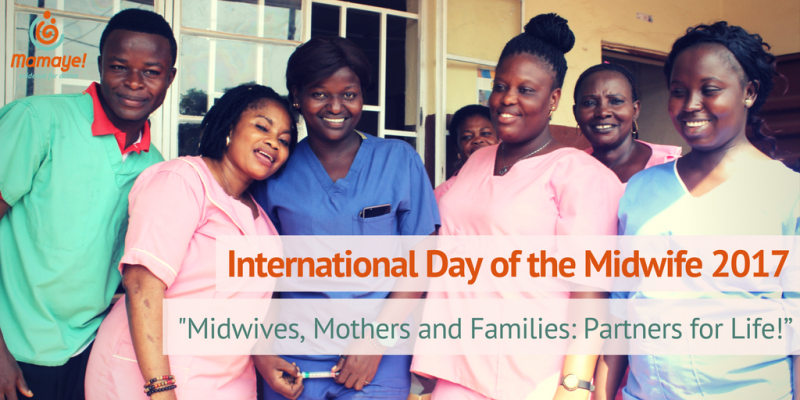 Picture of midwives