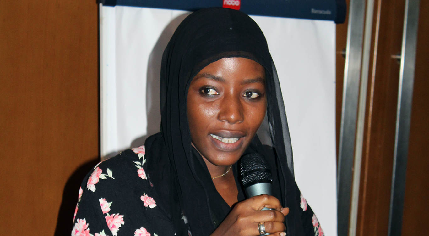 aminata youth advocates GFF