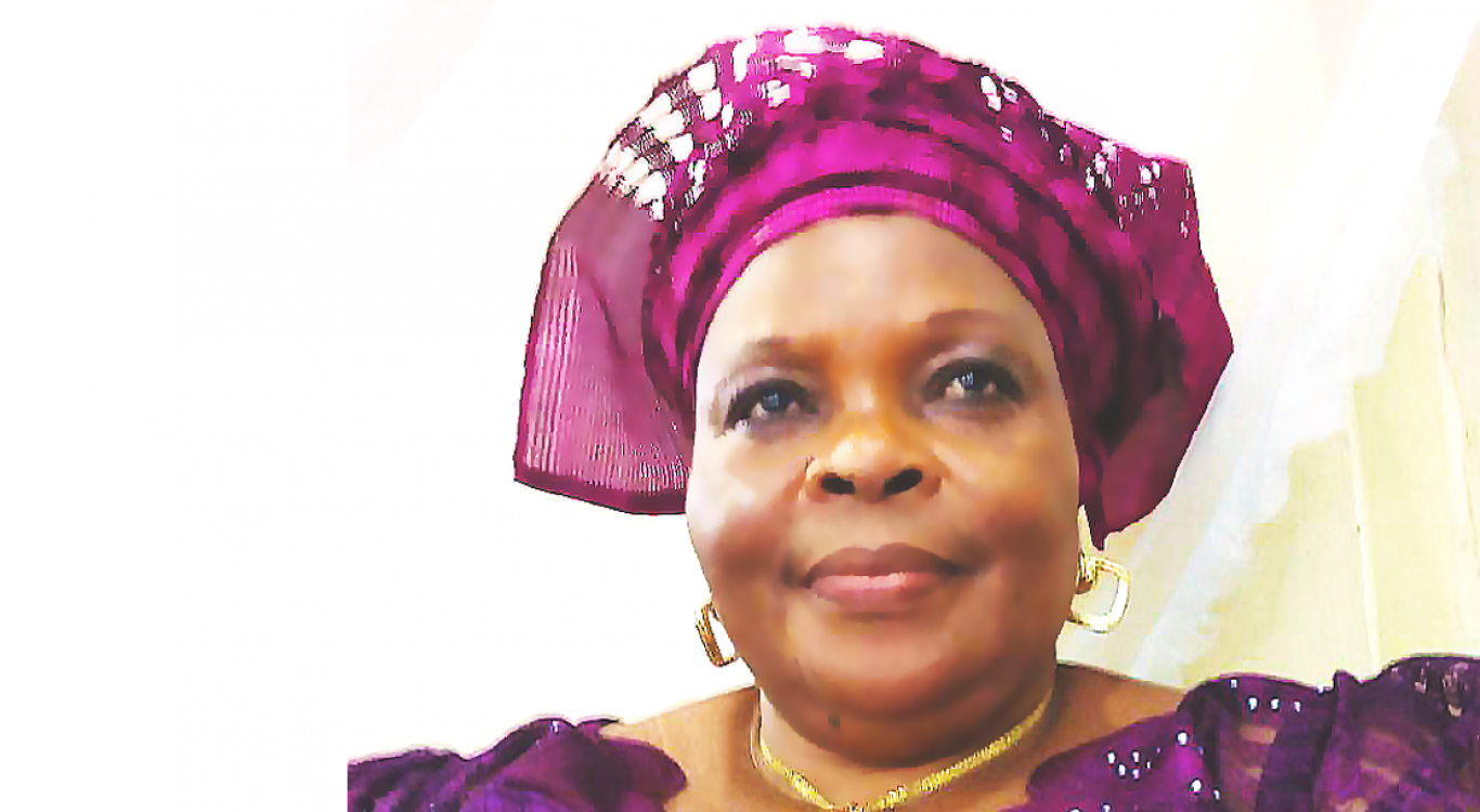 Chief Mrs Abiodun Oroja-Giwa (Lagos MNH Champion)
